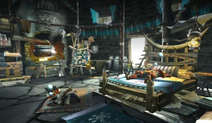 Monster Hunter Generations Ultimate - Chambre du Chasseur