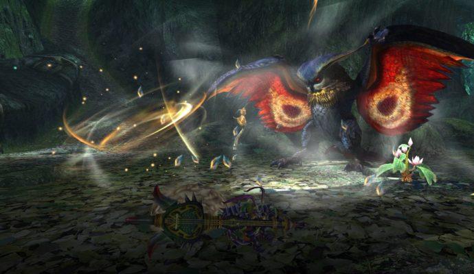 Monster Hunter Generations Ultimate - Malfesios en colère