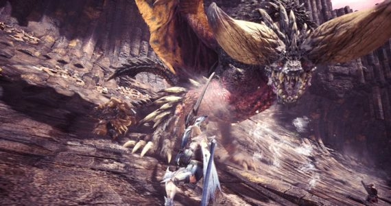 Monster Hunter: World - Nergigante