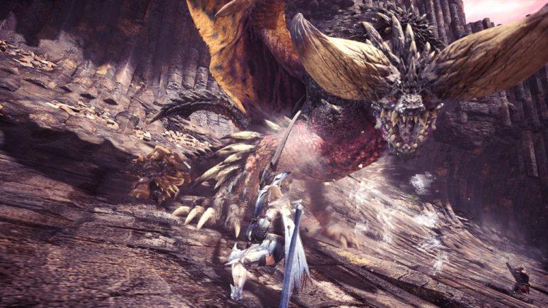 Monster Hunter: World - Nergigante