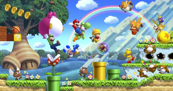 New Super Mario Bros. U Image de la jaquette