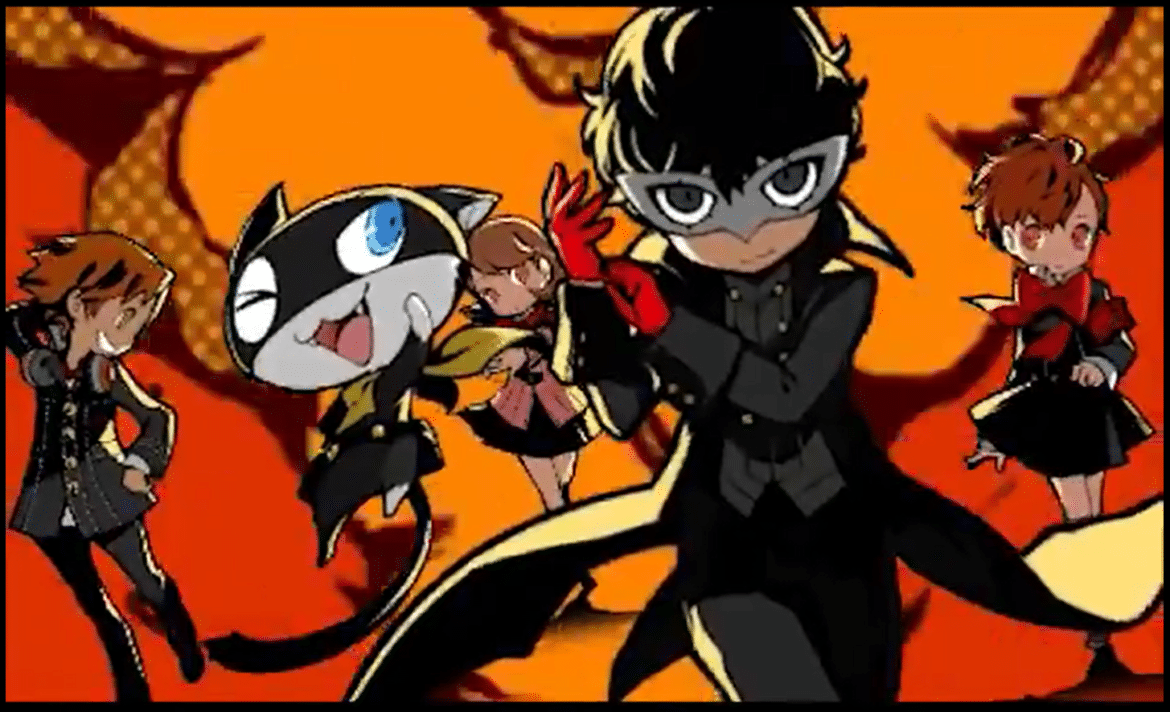 Persona Q2: New Cinema Labyrinth - All-Out Battle