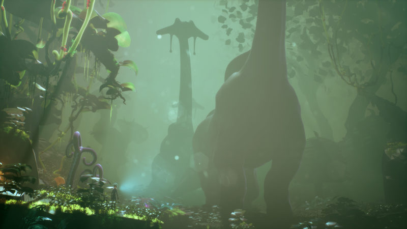 Planet Alpha Gigantesque Bestiaire