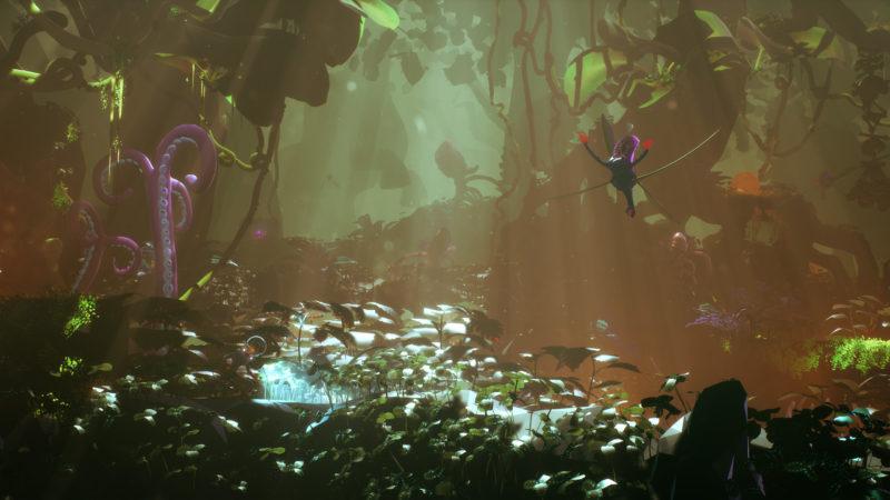 Planet Alpha Jungle