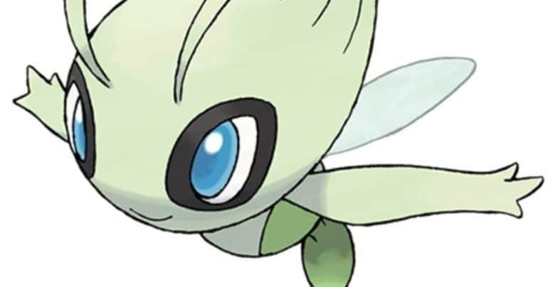 Pokémon GO - Célébi counterattacks