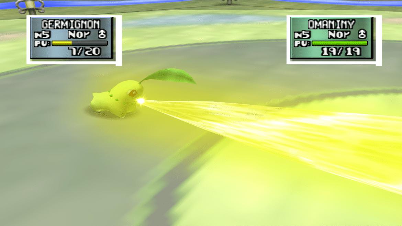 Pokémon GO - Germignon