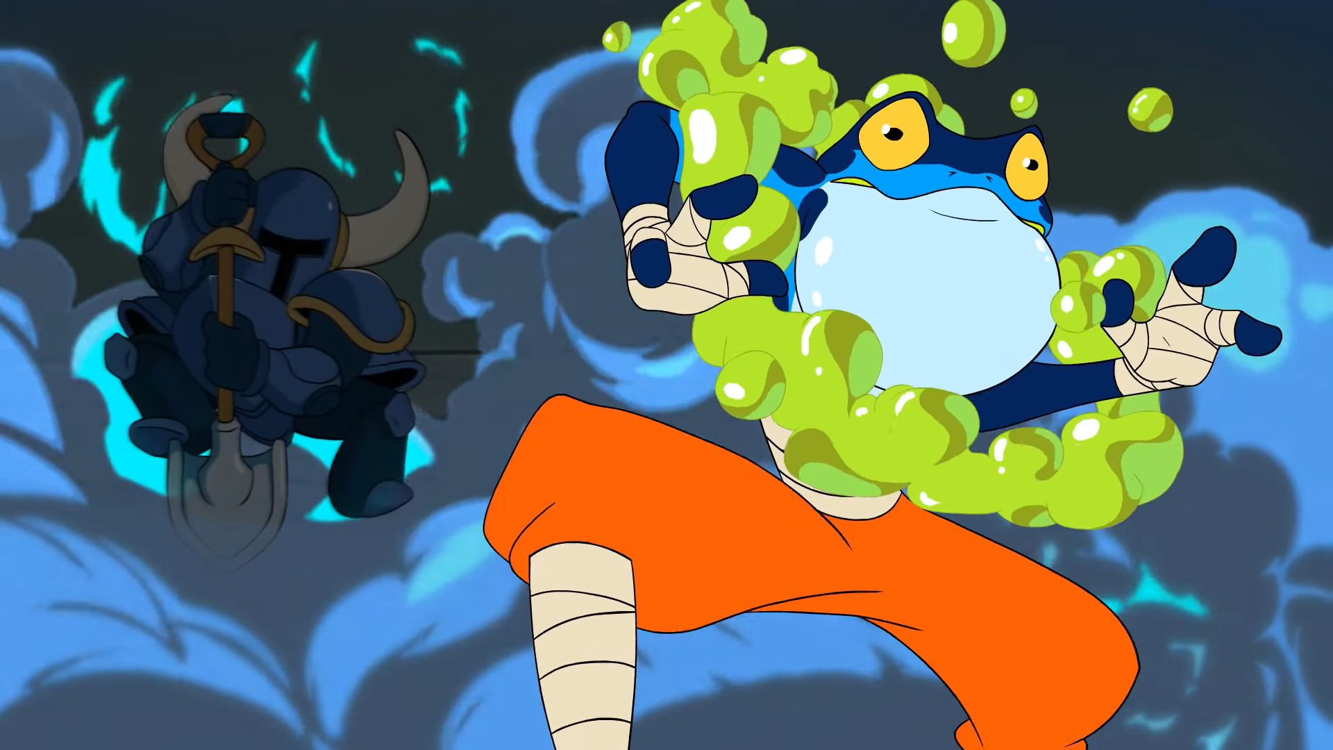 Rivals of Aether Ranno