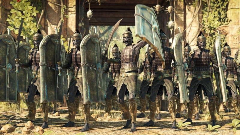 Strange Brigade Tribu