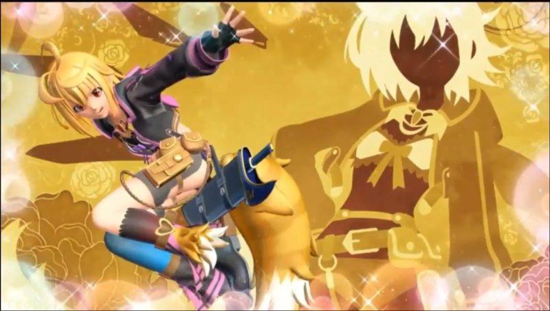 SNK Heroines: Tag Team Frenzy Thief Arthur