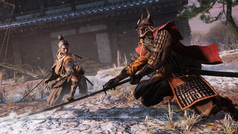 Sekiro Shadows Die Twice combat samouraï