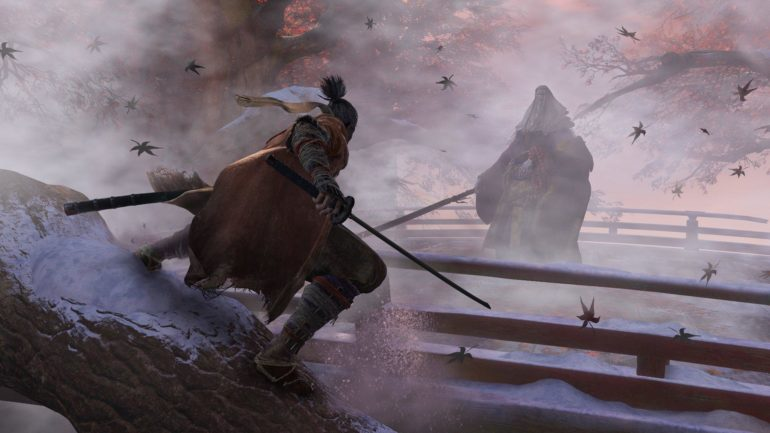 sekiro shadows die twice: combat