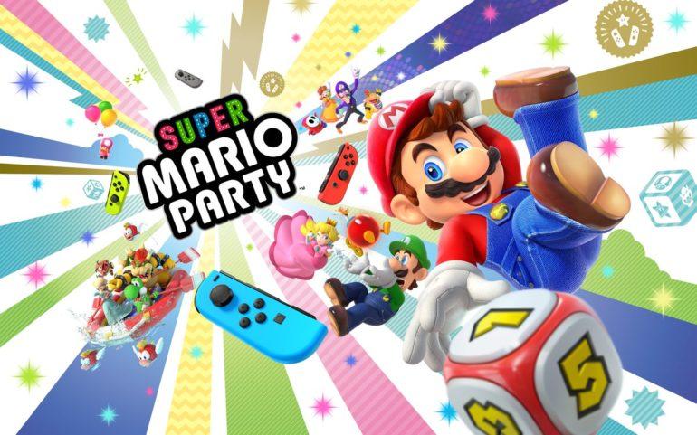 Super Mario Party - Image de la jaquette