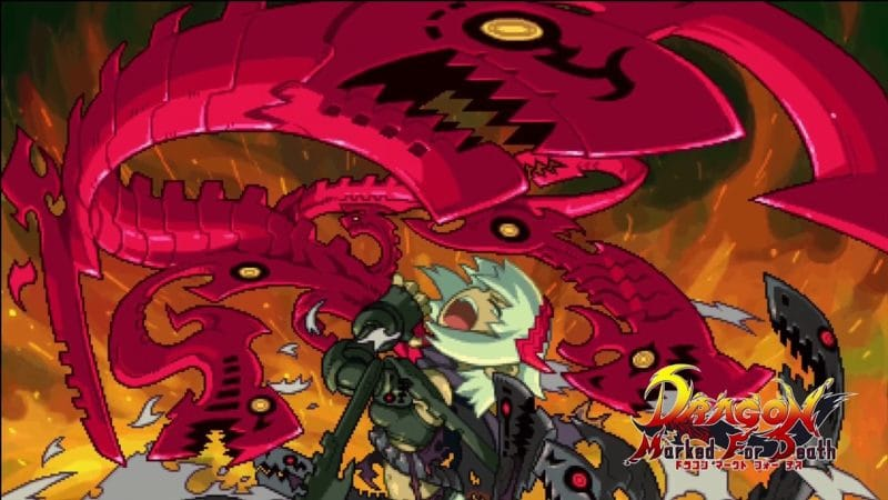 Switch - Dragon Marked For Death