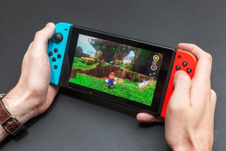 Switch - Juste une illustration