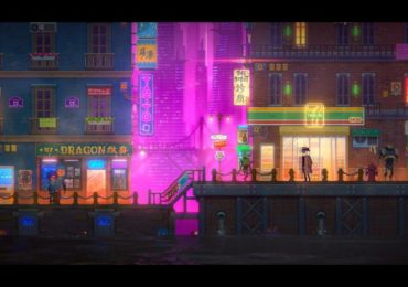 Tales of the Neon Sea ville