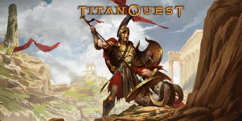 Titan Quest - artwork principal