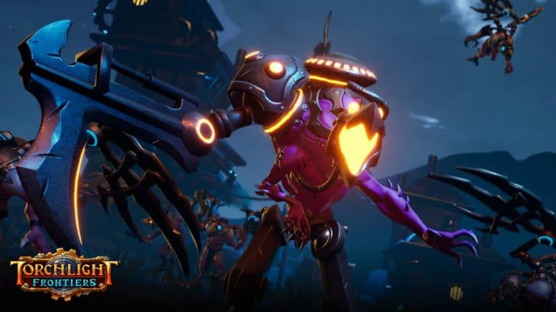 Torchlight Frontiers : créature du jeu