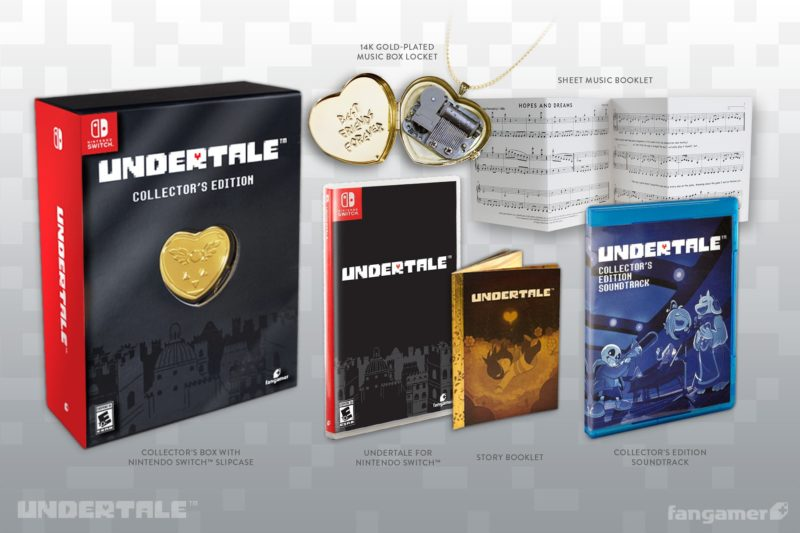 Undertale - Collector US
