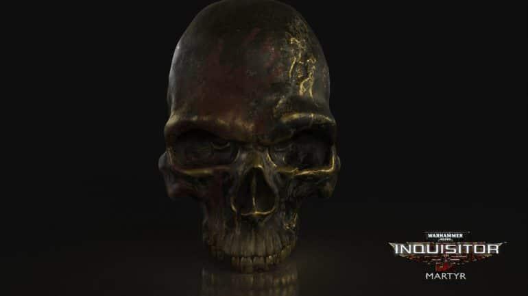 Warhammer 40.000 Inquisitor - Martyr Crâne Mort
