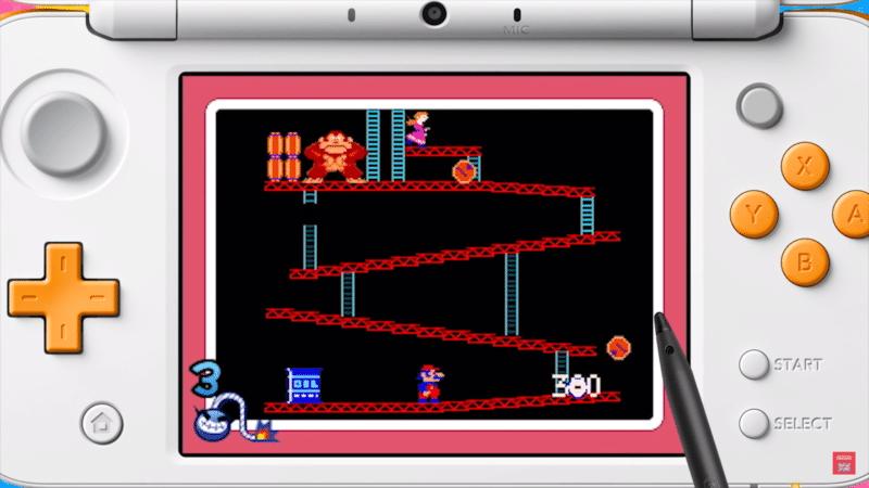 WarioWare Gold - Du Nintendo dedans (ancien)