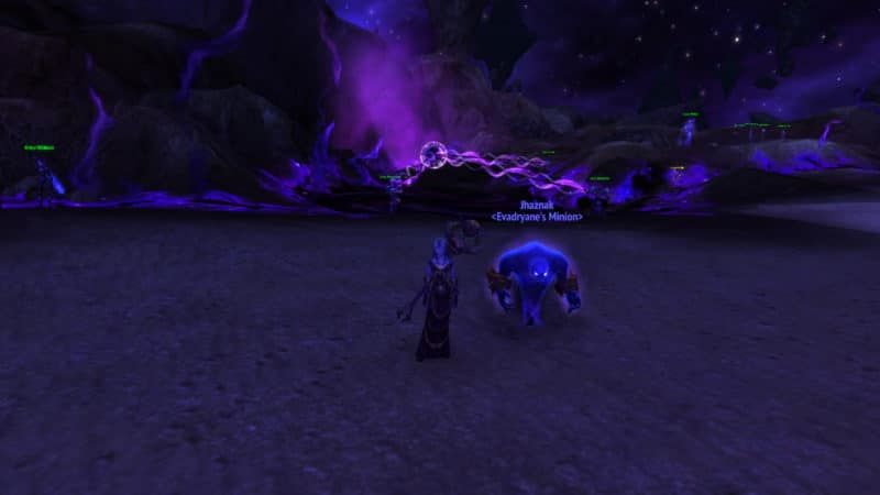 World of Warcraft: Battle for Azeroth - nouvelles races