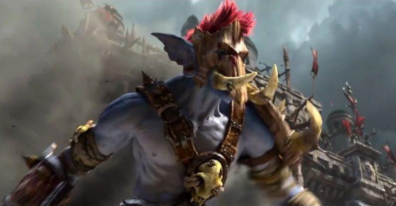 World of Warcraft: Battle for Azeroth - cinematique troll shaman