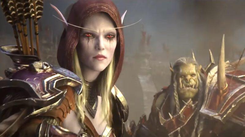 World of Warcraft: Battle for Azeroth - screenshot trailer