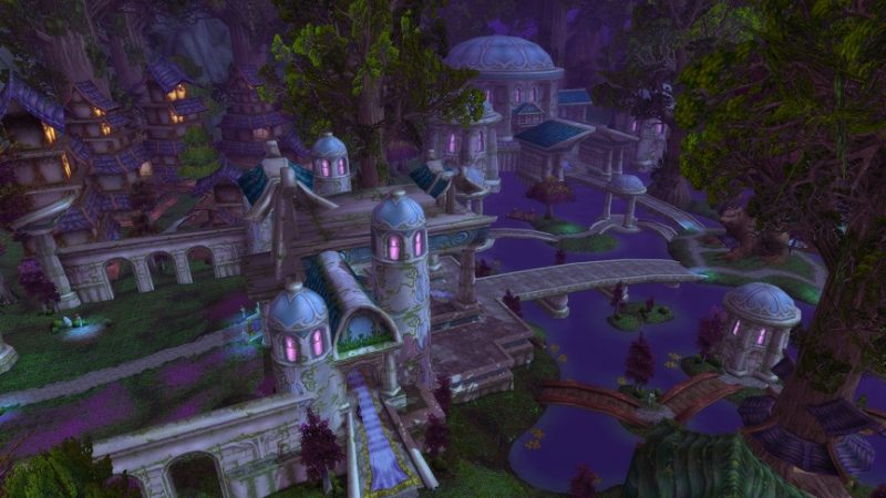 World of Warcraft: Battle for Azeroth - ville