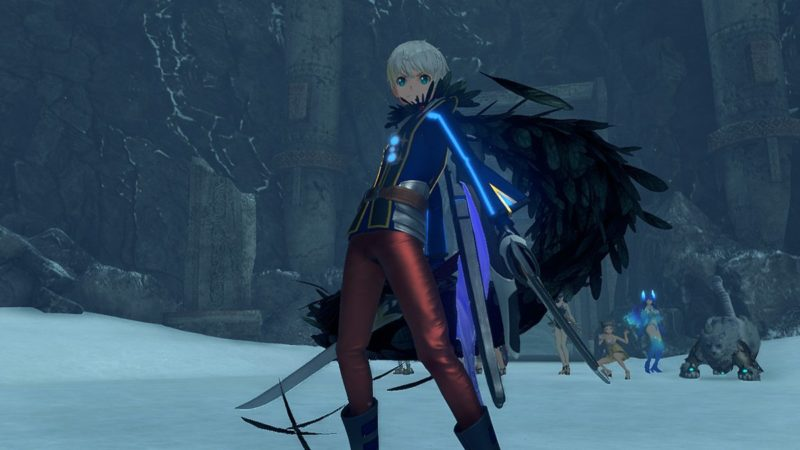 Xenoblade Chronicles 2 - Corvin