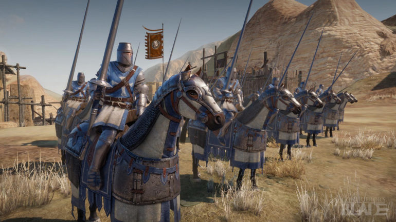 conqueror'sblade