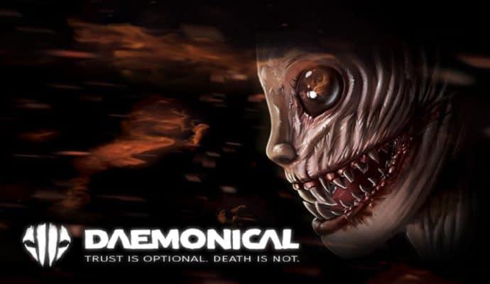 daemonical: main title