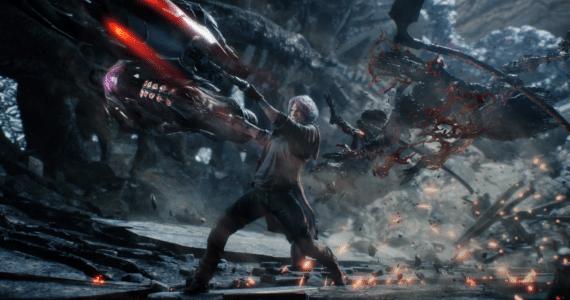 devil may cry 5 dante gamescom 2018