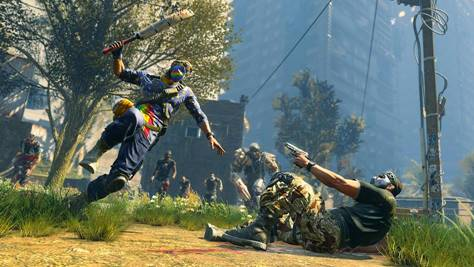 Dying Light: Bad Blood exécution