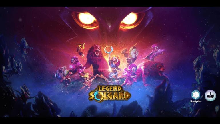Legend of Solgard logo