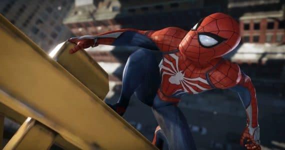 Marvel's Spider-Man Spider-Man dans sa splendeur