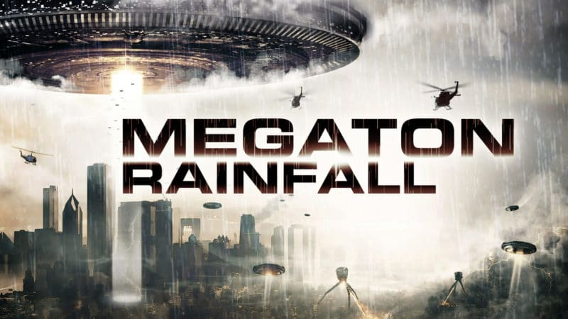 Megaton Rainfall logo