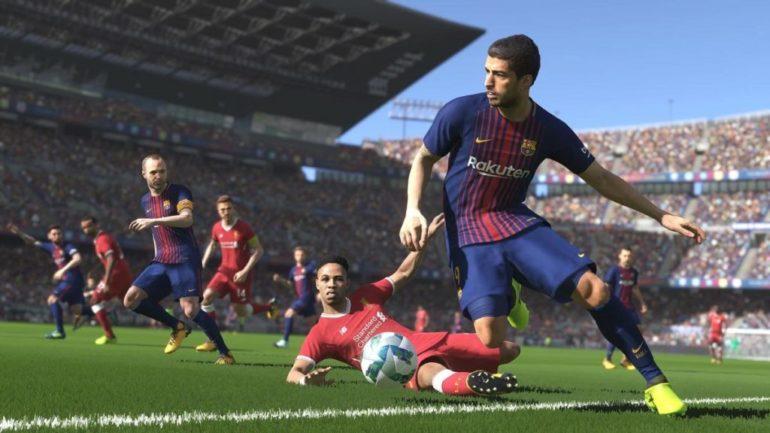 PES 2019 FC Barcelone