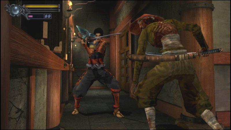 onimusha warlords hd combat katana