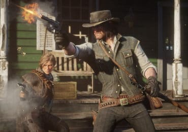 Red Dead Redemption 2 tirs