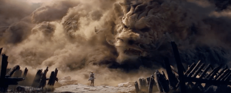 for honor marching fire: dragon de fumée