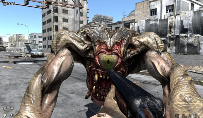 PlayStation Plus Serious Sam 3
