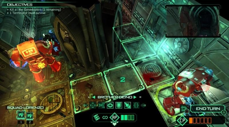 PlayStation Plus Space Hulk