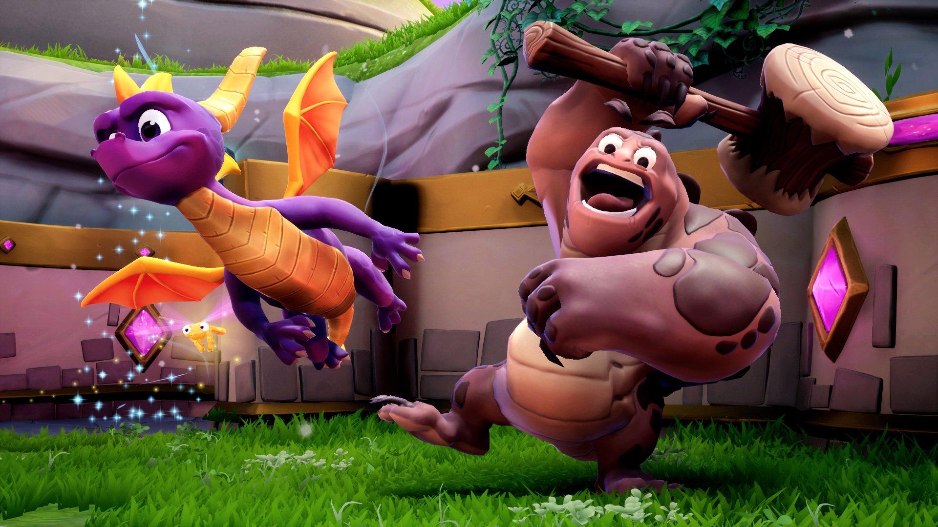 Spyro Reignited Trilogy : Spyro le Dragon