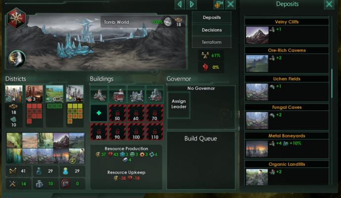 stellaris nouvelle planete