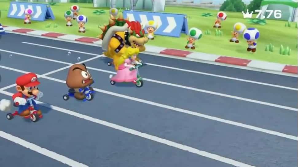 Super Mario Party - Mini jeu