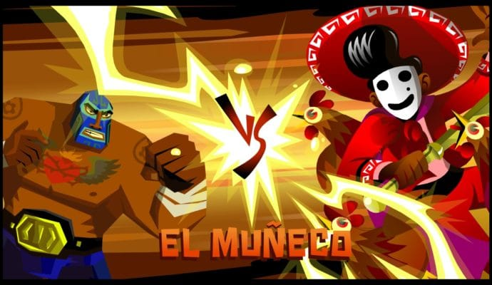 Guacamelee! 2 - Boss Fight
