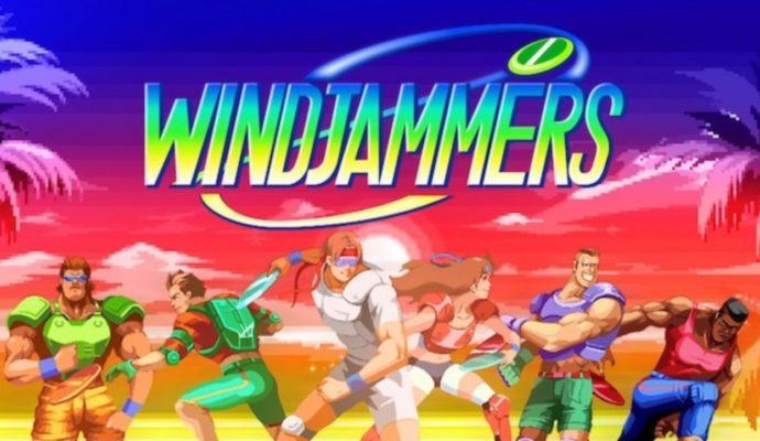 windjammers: characters