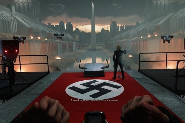 Censure Wolfenstein 2