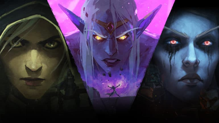 world of warcraft battle for azeroth prémices