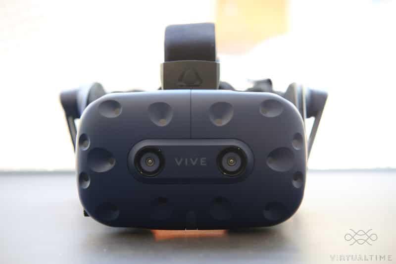 Virtual Time équipement HTC Vive